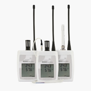 Hanwell RL4000 RH/T Series for Accurate Temperature and Humidity Sensors