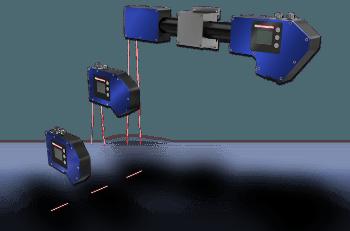The ProTrak™ HD High Speed 2D/3D Displacement Laser