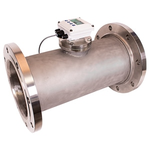 Achieving High Accuracy with the Turbine Flow Meter Stainless Steel Flange Mount