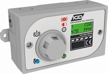 Multi-Channel Gas Detection System - TOCSIN 625 MICRO