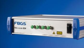 Sensor Measurement FBG-Scan 704/804D