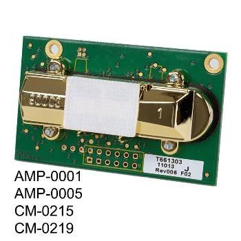 Ambient CO2 Sensor – 2,000 ppm Carbon Dioxide