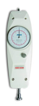 Analogue Force Gauges from Mecmesin Limited