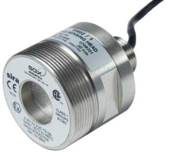 IR601/1 - Certified IR Carbon Dioxide Gas Sensor Head
