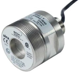IR601/3 - Certified IR Carbon Dioxide Gas Sensor Head