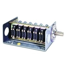 Opening and Closing Independent Circuits Cambox Rotating Cam Limit Switch