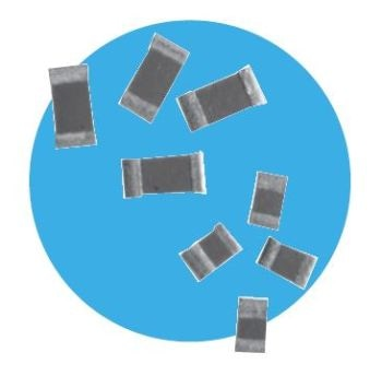 High-Value Surface Mounted Resistors - HR Series