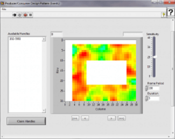 Software Development Kit for Pressure Mapping