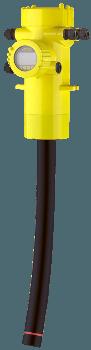 Radiometric Sensor for Continuous Level Measurement - FIBERTRAC 31