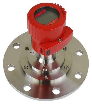 80 GHz Non-Contact Radar for Solids: NCR-80