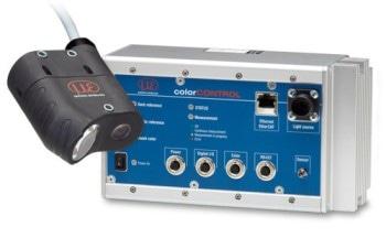 Inline Color Recognition and Measurement Sensors