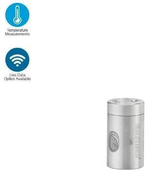 Wireless Internal Temperature Sensor for Pharmaceutical Applications