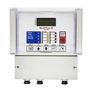 Gas Detection Controller - 7400 QuadScan Series
