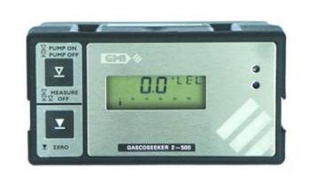 Portable Gas Detector - GASCOSEEKER 2-500