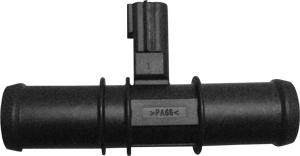 Thermometrics Sensor Assemblies - Inline Flow-Through Fluid Temperature Sensor