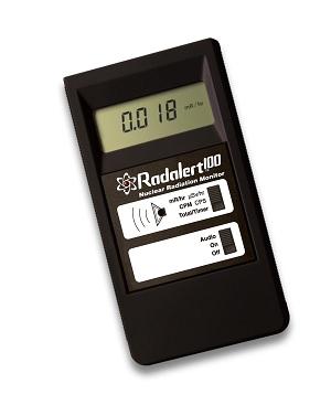 Radalert 100 Geiger Counter from International Medcom, Inc.