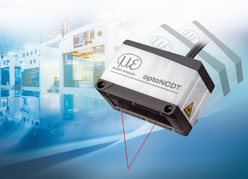 Laser Displacement Sensors for Advanced Automation: optoNCDT 1900
