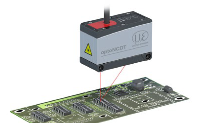 Advanced Surface Compensation: With rapidly changing surfaces, the exposure control enables reliable measurement results.