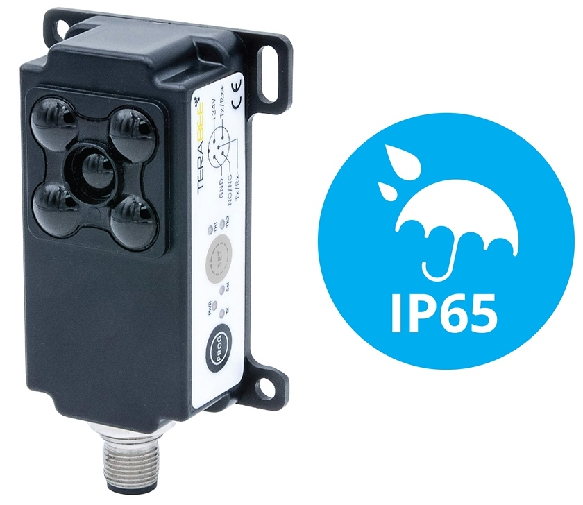 ToF Distance Sensor for up to 12.5 m: Terabee IND-TOF-1