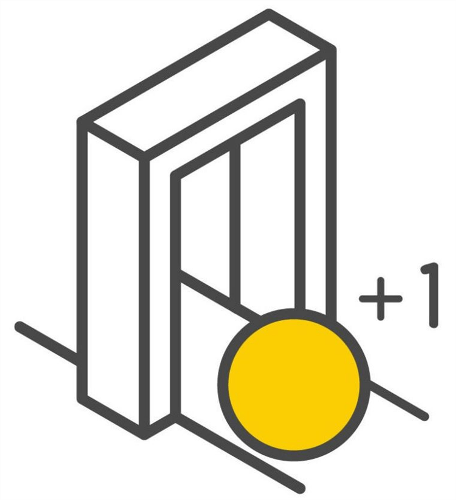 Object presence detection, counting.