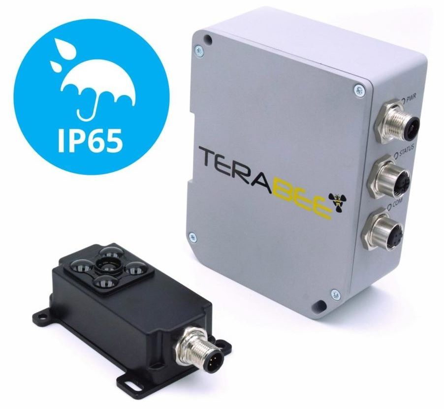 Level Measurements for Solid, Powder, and Liquid Materials: Terabee Stock Level Monitoring System