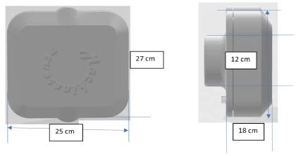 Advanced sensor hardware design.