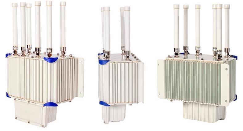 The iWAP XN3 Zone 2 Wireless Enclosure System from Extronics Ltd.