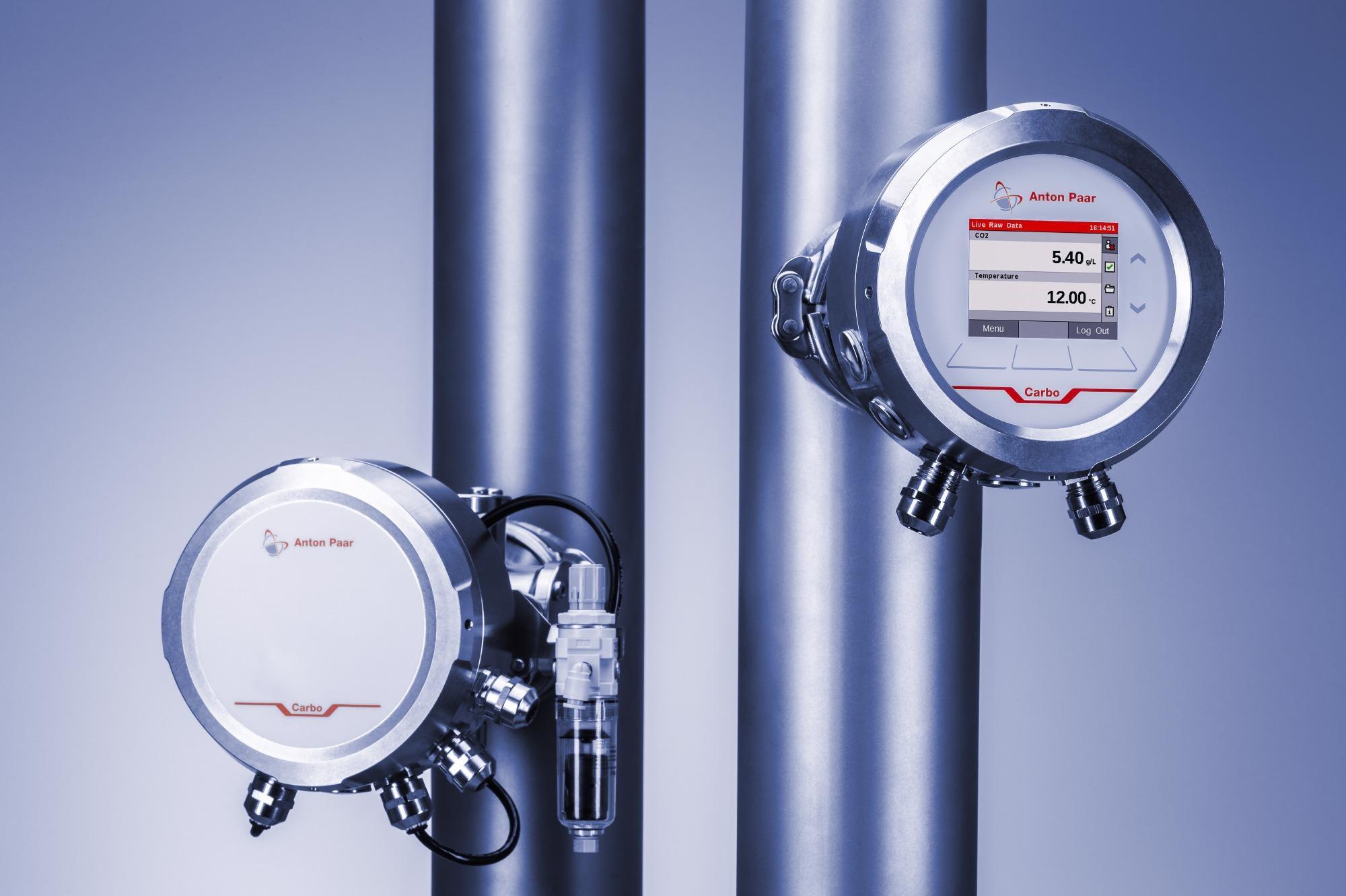 Inline CO2 Sensors from Anton Paar