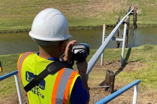 Remote Methane Leak Detectors from Heath Consultants