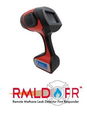 RMLD-FR™ - The Remote Methane Leak Detector - First Responder
