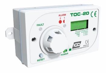 Refrigerant Gas Detector: TOC-20
