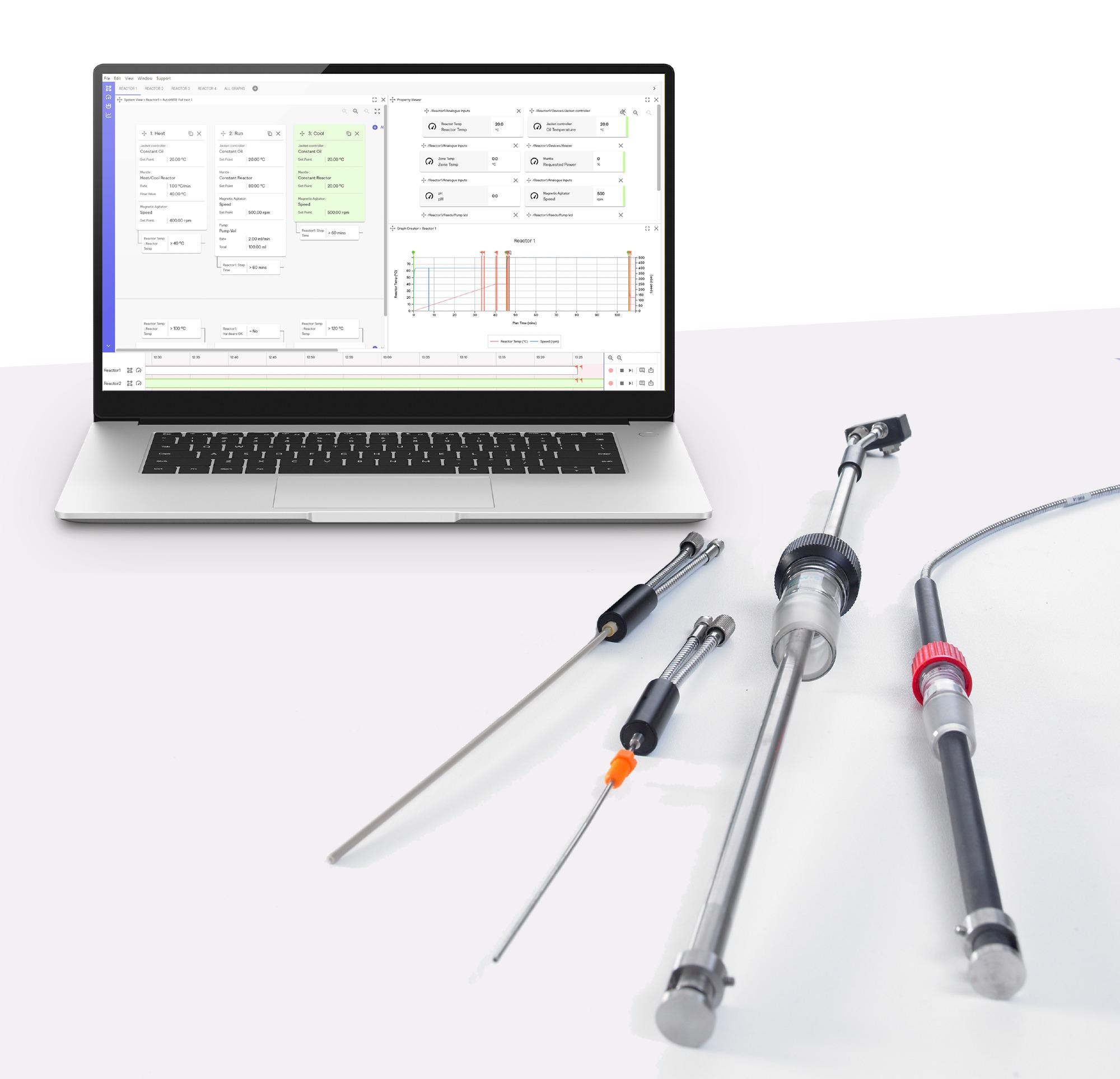 The CrystalEYES: Crystallization Monitoring Sensor