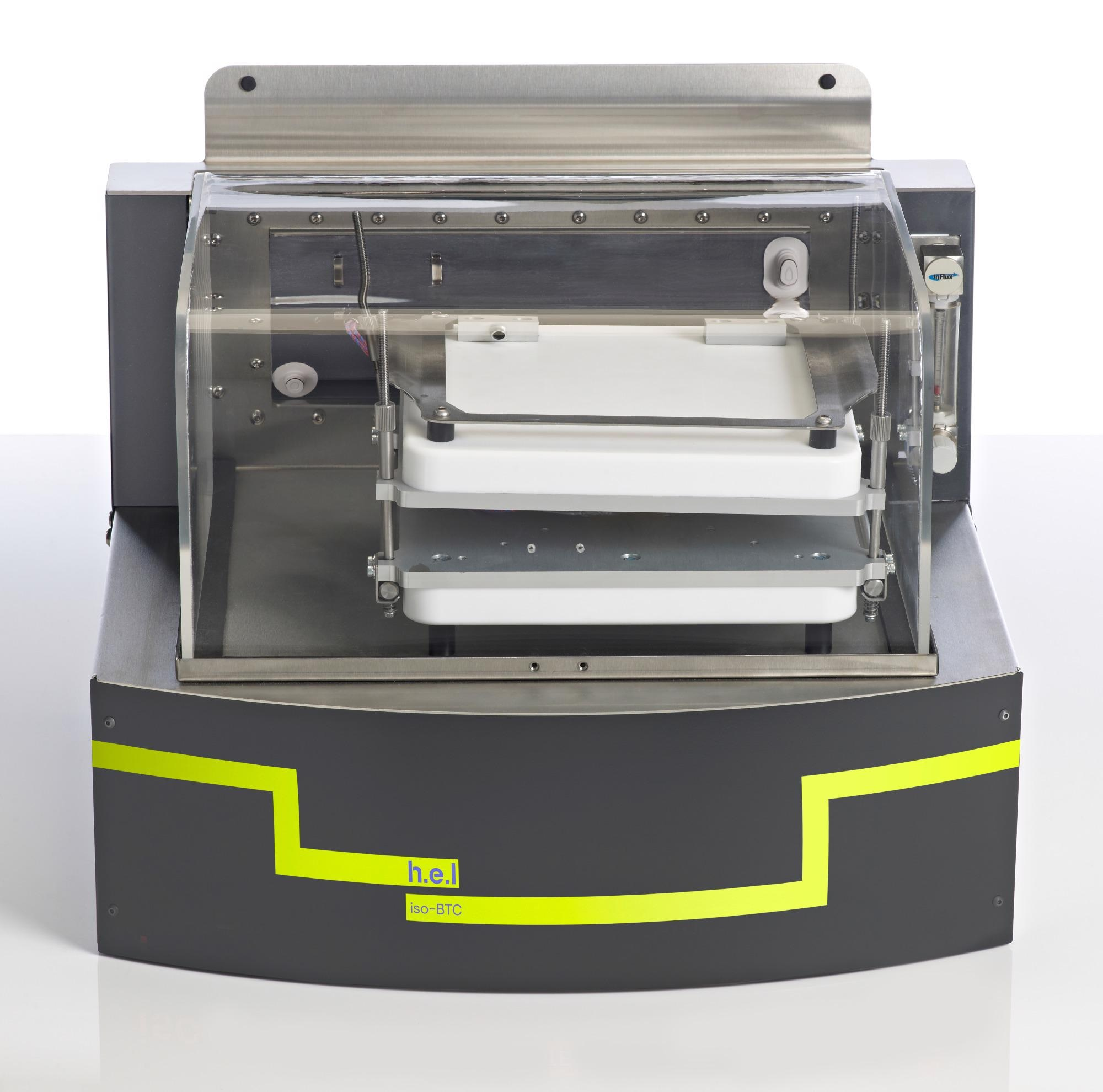 iso-BTC: A Bench-Top, Battery Performance Testing, Isothermal Calorimeter