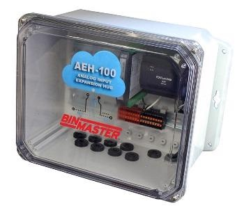 Setting Up a Sensor Network with the Analog Expansion Hub AEH-100