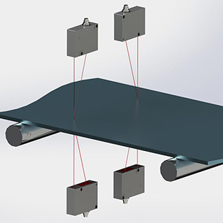 Thickness Measurement Systemfrom Riftek
