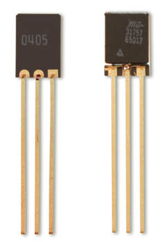 65017 High Reliability Hall Effect Sensor from Micropac Industries, Inc.