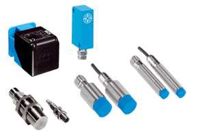 Inductive Proximity Sensors from SICK AG