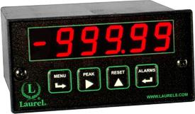 Digital Ammeter from Laurel Electronics, Inc.