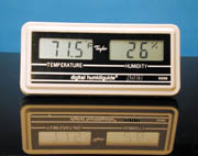 10320-0003 Digital Hygrometer from Dynalab Corp.