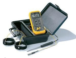 DT51A Series Digital Differential Thermometers from Weiss Instruments, Inc.
