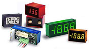 DMS-20 Series Digital Panel Voltmeters from Hoyt Electrical Instrument Works Inc.