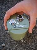 Trillium Seismometer from Nanometrics Seismological Instruments Inc.