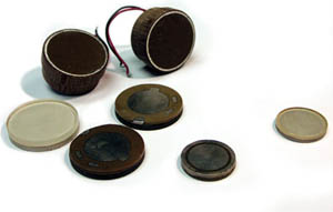 Piezoelectric Transducers from Channel Products Inc.