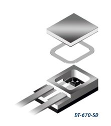 Silicon Diode - DT-670 Series Silicon Diodes from Lake Shore Cryotronics