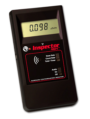 Surface Contamination Meter – Inspector Alert by International Medcom