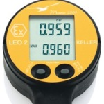 Keller UK's LEO 2 Compact Digital Manometer for Accurate Pressure Measurement