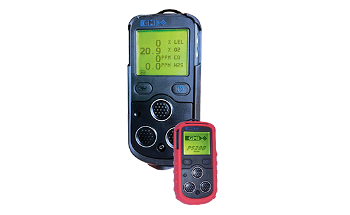PS200 MultiGas Detector - Auto Bump/Calibration Station