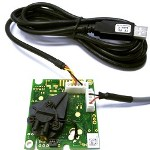 USB Development Kit for CO2 Sensor and Dataloger - K33 BLG from CO2Meter