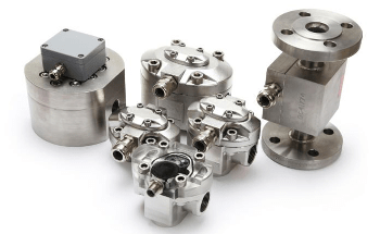 Rugged Oval Gear Flowmeters from Titan