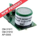 Smart EC Sensor for up to 500 ppm CO